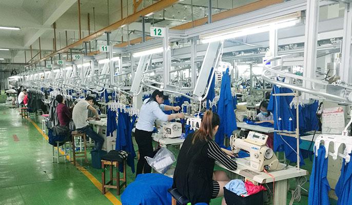 国际国内大品牌直接授权生产